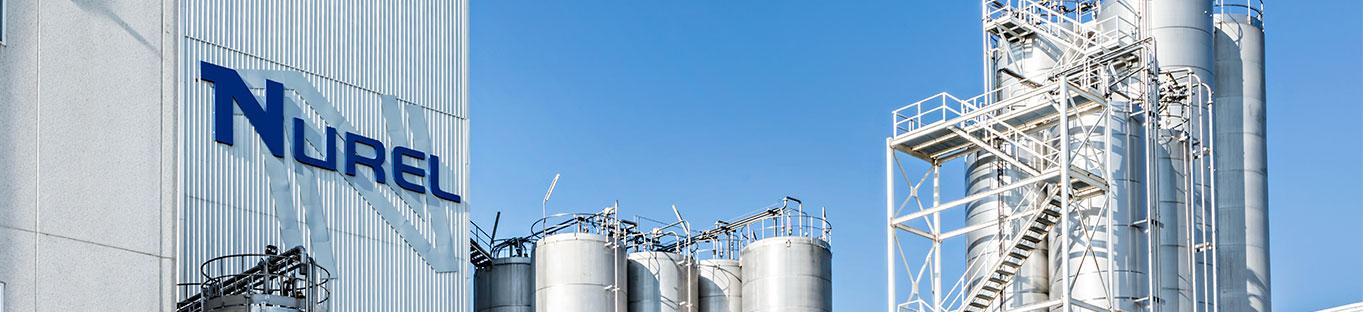 NUREL Biopolymers INZEA Empresa Instalaciones