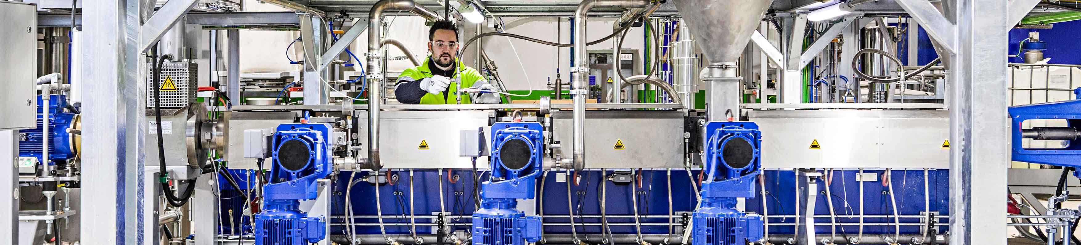 Nurel Biopolymers INZEA Extrusion