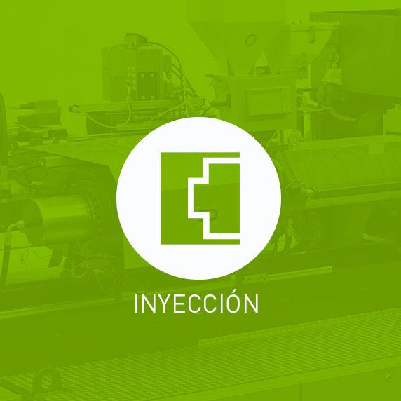 NUREL INZEA Productos Inyección