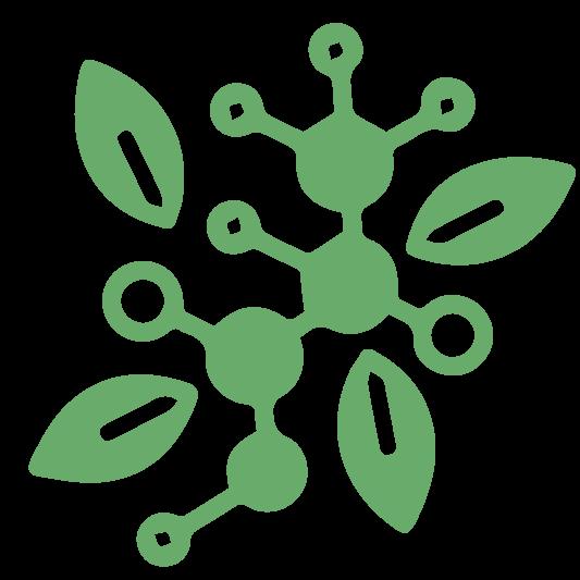 Polímeros Renovables Biopolimeros Preguntas frecuentes FAQS Icono