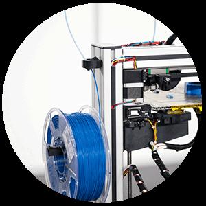 3D Filament Extrusion NUREL INZEA Bioplastics