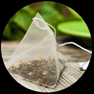 Non Wovens Inzea para bolsas de té