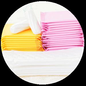 Non wovens Inzea para productos de higiene