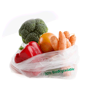 Compostable Carrier Bags Applications NUREL INZEA Biopolymers