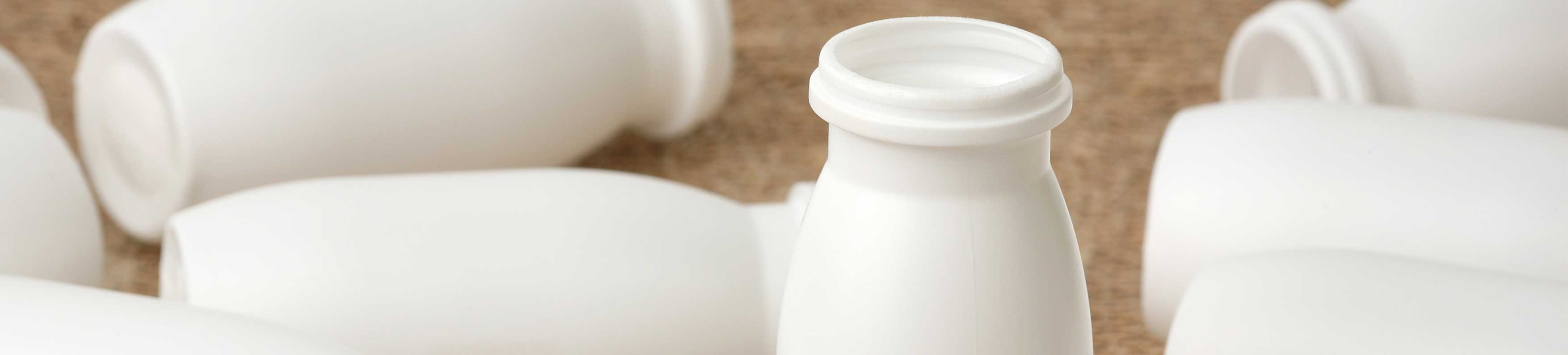 Bottles & Containers Compostable Applications NUREL INZEA Biopolymers
