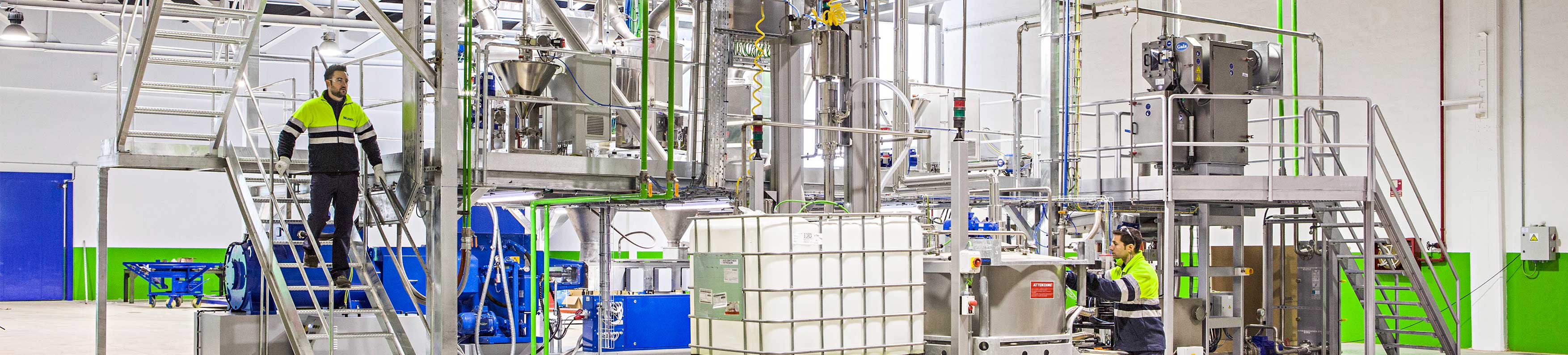 NUREL Biopolymers INZEA Biopolymers Tests y Certificaciones