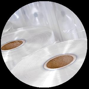 NUREL INZEA biopolímeros Extrusión de Film Cast para embalaje compostable
