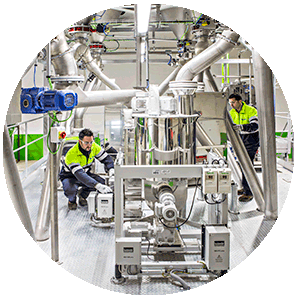 NUREL Biopolymers INZEA Empresa Personas